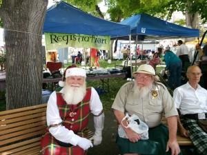 Scottish Santas